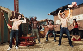 The men of The Real World Road Rules Challege