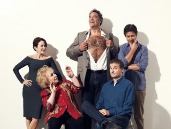 Cast and Creator of Everybody Loves Raymond