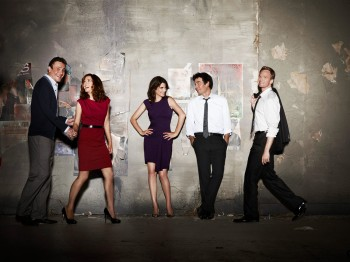 Cast of How I Met Your Mother