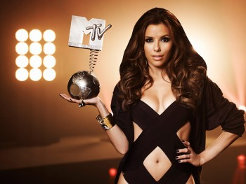Eva Longoria for MTV EMA