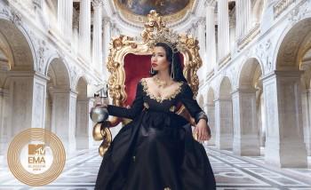 Nicki Minaj for MTV EMA
