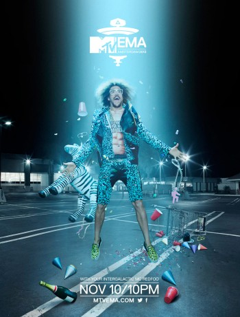 Red Foo for MTV EMA