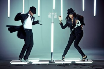 Ne-Yo and Ciara