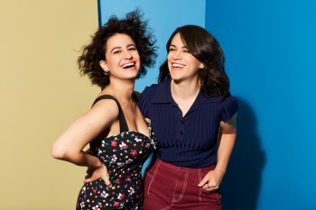 Ilana Glazer and Abby Jacobson