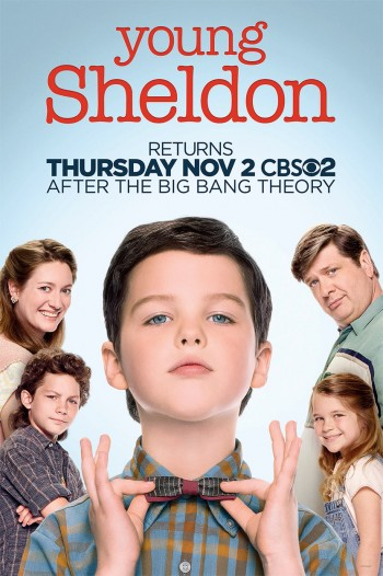 YOUNG SHELDON - CBS