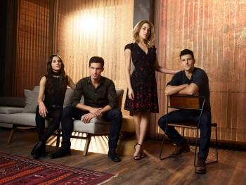 "Cast of ""Imposters"" - Bravo"
