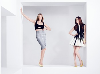 Anne V and Lydia Hearst - NBC Universal
