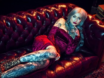 """Ryan Ashley for """"Ink Angels"""" - Paramount Network"""