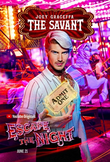 Escape The Night - Youtube Red