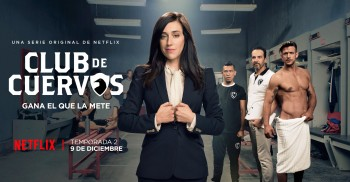 Netflix - Club De Cuervos Season 2