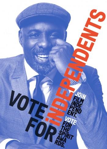 Idris Elba - Independent Spirit Awards